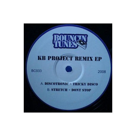 KB Project ‎– Remix EP discotronic