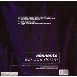 Elements - Live your dream (new)
