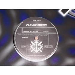 Plastic Enemy ‎– No House (near new)