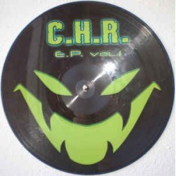 Bassdrum Project & Brainblaster ‎– C.H.R. E.P. Vol. 1 picture disc (new)