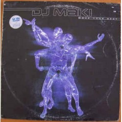 DJ Maki ‎– Move Your Beat (ex dj near new)