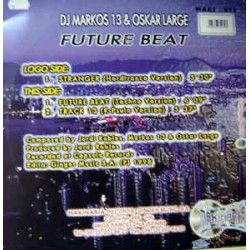 DJ Markos 13 & Oskar Large ‎– Future Beat (new)