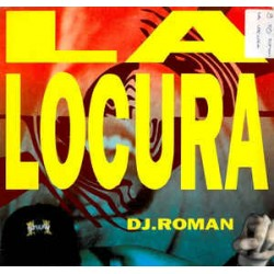 DJ Roman ‎– La Locura (near new)