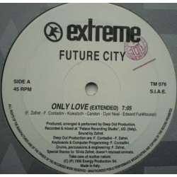 Future City ‎– Only Love (new)