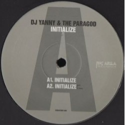 DJ Yanny & The Paragod / YP Analyzer ‎– Initialize / Die Zwangsjacke Der Liebe (new)