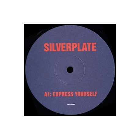 Silverplate – Express Yourself / Attention (new)