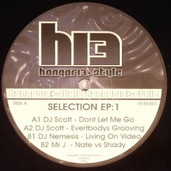 Hangar 13 selection ep 1 - H13S001