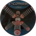 T-comissi - C'mon picture disc (new)