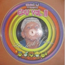 Chumi DJ Presents Edu Vol. II ‎– The Look Of Love picture disc (new)