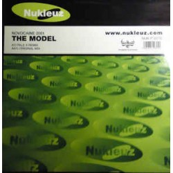 Novocaine 2001 ‎– The Model (few pen marks on 1 side but is new)