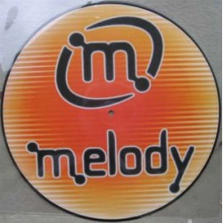 Melody presents frequency picture disc (new)