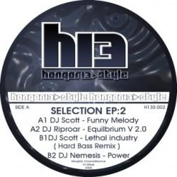 Hangar 13 selection ep 1 - H13S002