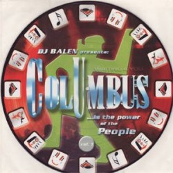 DJ Balen - Columbus - Waiting 4 u picture disc (new)