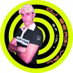 DJ Sergi val ep vol 1 picture disc (new)