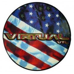 Head Horny's & DJ. Miguel Serna Presentan Virtual  ‎– No + Confusion (No More II) picture disc (new)