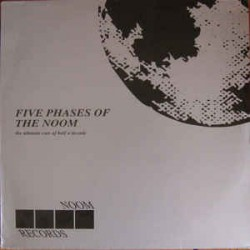 Five Phases Of The Noom - The Ultimate Cuts Of Half A Decade 2 x lps (new)