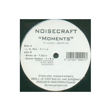 Noisecraft - Moments (new)