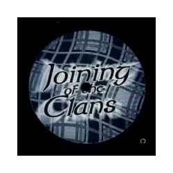 The Format / Xque ‎– Joining Of The Clans Part 5 (ex dj small sticker on 1 side)