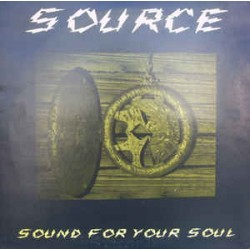 Source  ‎– Sound For Your Soul (ex dj cover a bit worn)