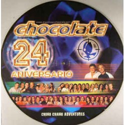 Hector Alias ‎– Chocolate 24 Aniversario - Chino Chano Adventures picture disc (new)