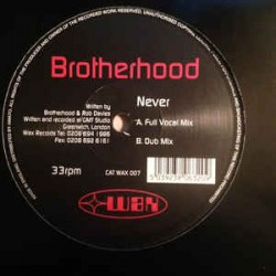 Brotherhood ‎– Never (new)