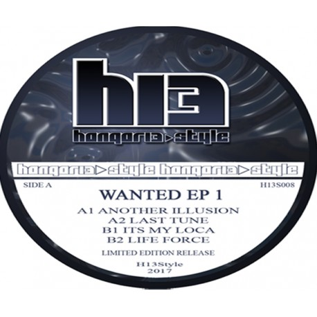 Hangar 13 wanted ep 1 H13S008