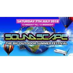 Soundscape Outdoor Rave Standard Tickets (No Booking Fee Charge)