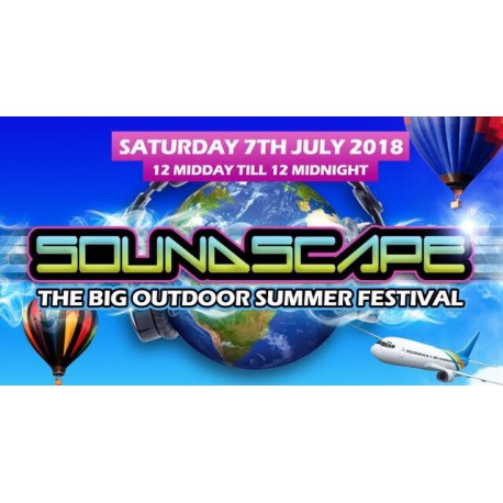 Soundscape Outdoor Rave Early Bird Tickets