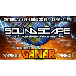 Soundscape outdoor rave 2019