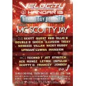 Velocity vs Hangar 13 boxing day 2018 bash (dvd & all audio off the night)