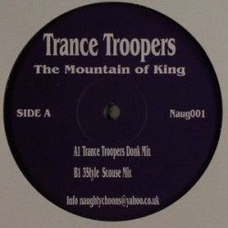 Trance trooper - The mountain of king Nau001
