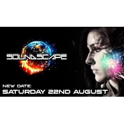 Soundscape outdoor rave 2020 standard tickets no booking fee charge
