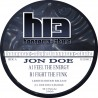 Jon Doe ‎– Feel The Energy / Fight The Funk (Pre order black vinyl)
