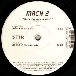 Mach 2 ‎– Keep The Mix Rockin' (new)