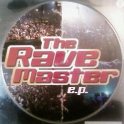 Various ‎– The Rave Master E.P. picture disc (new)