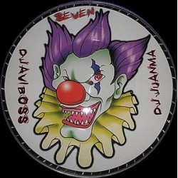Central  ‎– Seven picture disc (new)