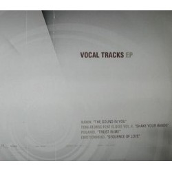 Various ‎– Vocal Tracks EP