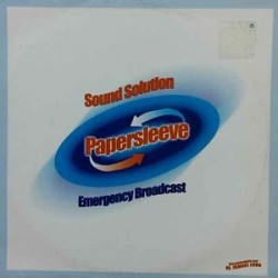 Sound Solution ‎– Emergency Broadcast (new)