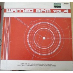 Various ‎– Wanted BPM Vol. 4 (new)