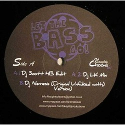 DJ Nemesis & DJ Scott - Let the bass go Nau005