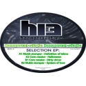 "H13S007 selection 12"" 4 x track ep new for 2015"