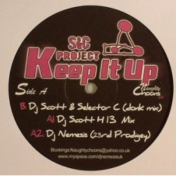S&C Project - Keep it up Nau009