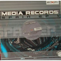 Media records Various – Spain EP 1 (new)