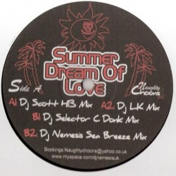 Naughty Deejays - Summer Dreams Of Love Nau010