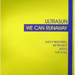 Ultrasun ‎– We Can Runaway double vinyl (new)