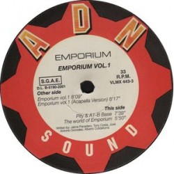 Emporium ‎– Emporium Vol. 1 (new)