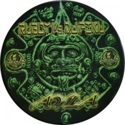 Ruboy Vs DJ Piku ‎– Ayla picture disc (new)