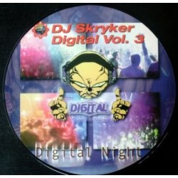 Digital ‎– Vol. 3 - Digital Night (new) picture disc