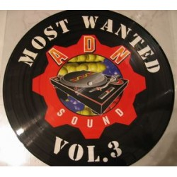 Various ‎– Most Wanted Vol. 3 picture disc (new)