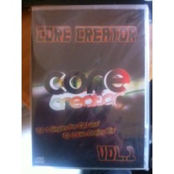Core creator vol 1 13 full tracks for cdj use + bonus mix cd (includes free post & packing UK only